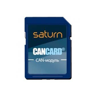 CAN-модуль Saturn CANCARD