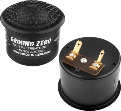 Твитеры Ground Zero Plutonium GZPT Reference 28B